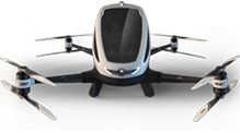 EHang Official Site-Drones Anyone Can fly
