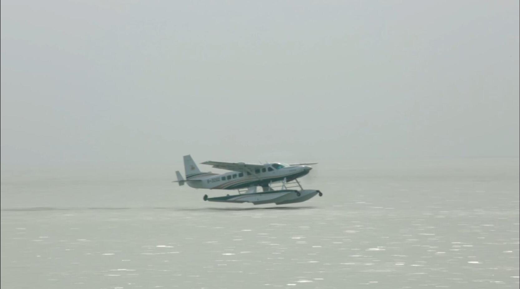 华彬航空水上飞机